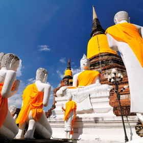 6 Days Thailand Deluxe Tour(Bangkok, Pattaya) (Start from April)