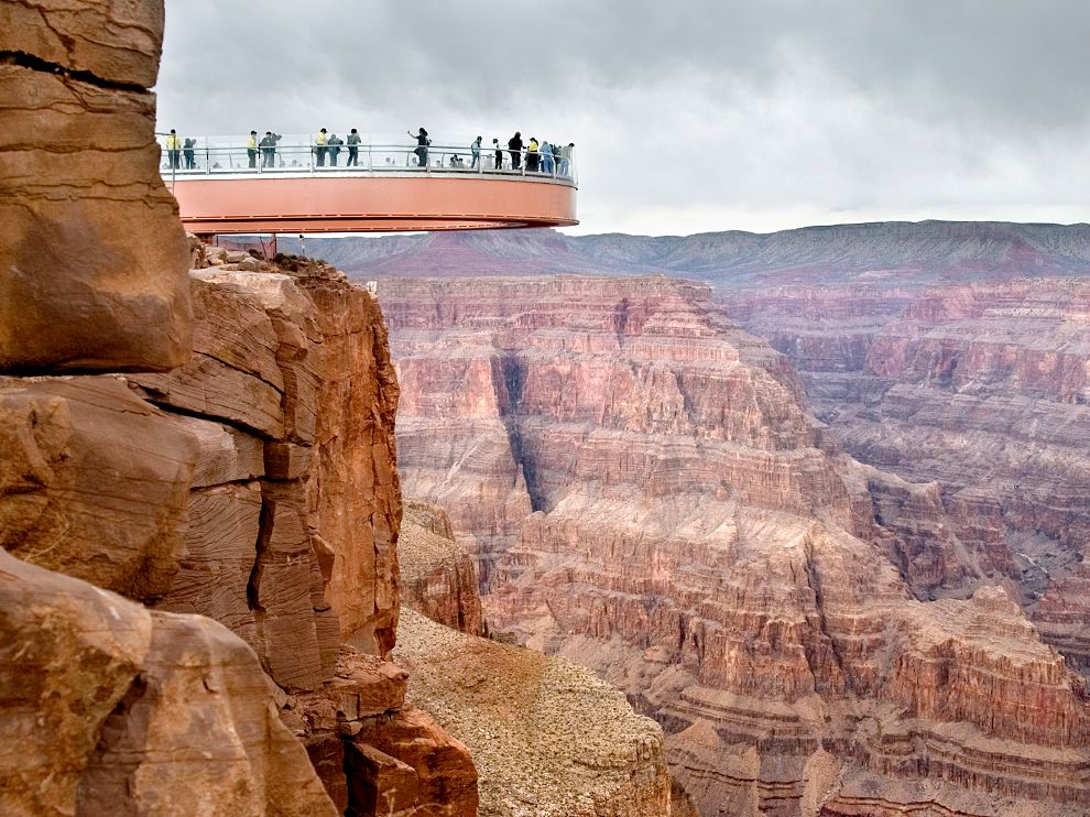 Classic Los Angeles - Las Vegas - Grand Canyon 4 Day Tour G-1
